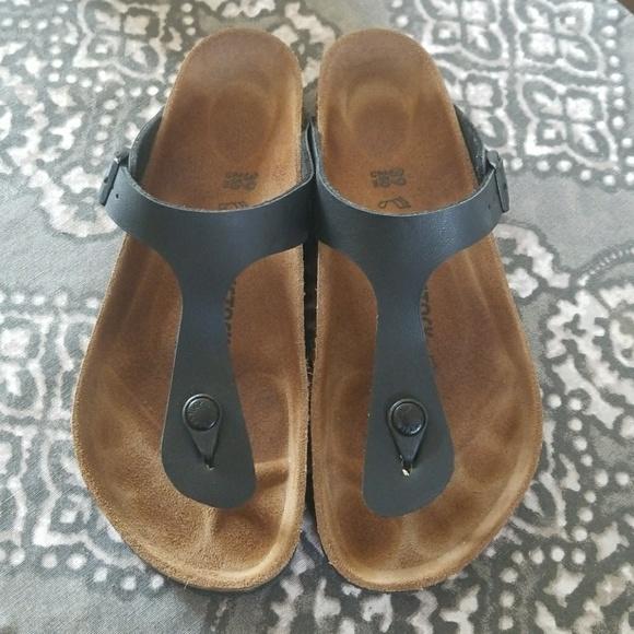 ab68828be7ef Birkenstock Shoes - Gizeh Black 39 Birkenstock Sandals